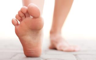 soins des orteils