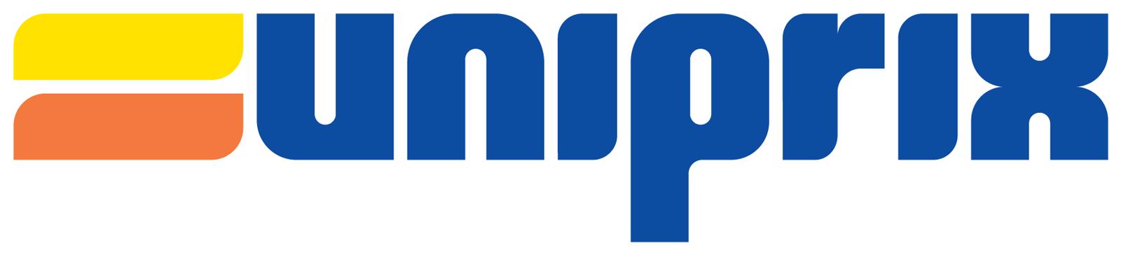 premier logo uniprix (brun)